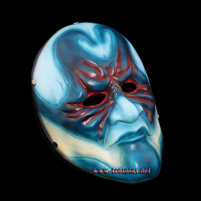 Payday 2 Heist Robber Horror Mask Halloween Horror Mask