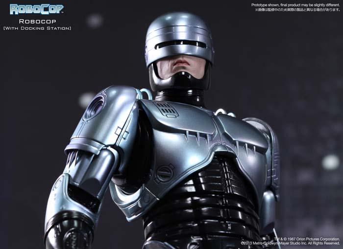 RoboCop Cosplay Mask Alex Murphy Mask CS