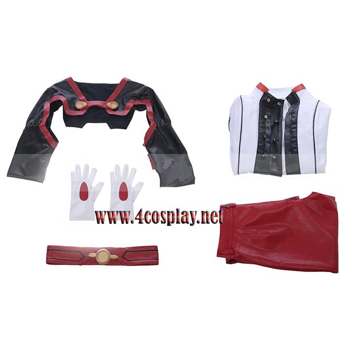 Anime Sword Art Online Cosplay Costume Yuuki Asuna Costume