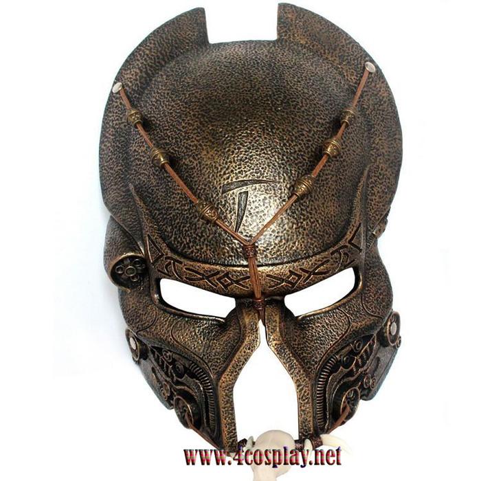 Alien VS Predator Movie Deluxe Resin AVPR Mask